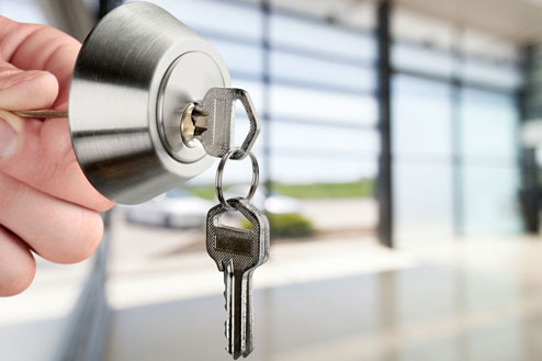 Lock Re-Keying Service in Dallas Texas